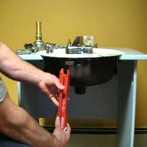 2 new plumbing tools by Ridgid-I didn,t realize my hair was that thin.