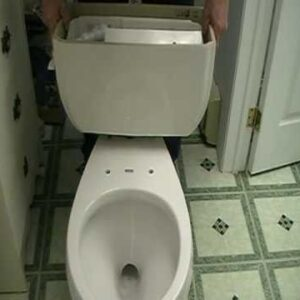 Adjustable toilet-water saver-American standard
