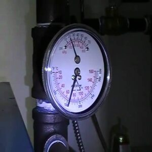 Relief valve blowing off on hot water boiler (furnace).possible cause...Part 3