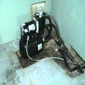 A few tips for pump installations on a shallow well and household water systems.