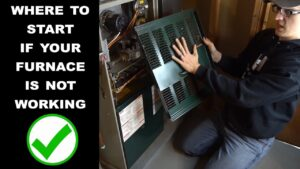 Furnace Blowing Cold Air, Where to Start