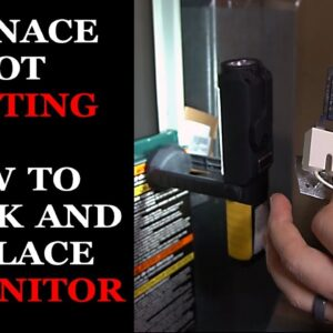 Furnace Not Igniting - How to Check and Replace Ignitor