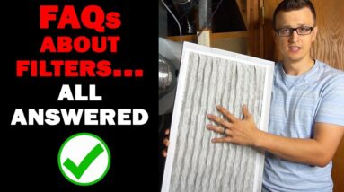 How to Replace Furnace Air Filter