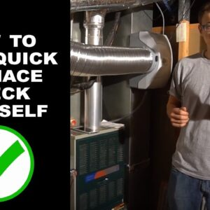 Is Your Furnace Not Working Right? How to Check it Yourself