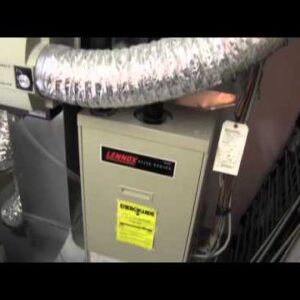Replacing and Old Furnace to an Energy Efficient Model