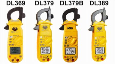 The Difference Between UEi DL369, DL379, and DL389