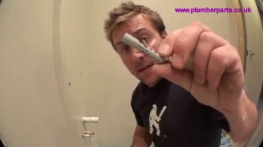 Ep4 Wash Basin Install - How to Attach Wash Basin to Wall - Plumbing Tips