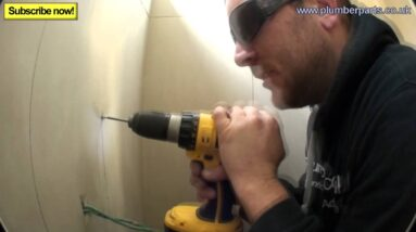 HOW TO INSTALL A PEDESTAL BASIN - Plumbing Tips