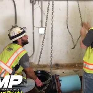 KMP Commercial Plumbing - A day at the jobsite