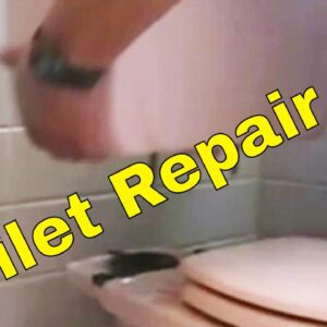 Toilet Repair 2/8 | How To Plumbing