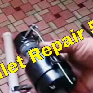 Toilet Repair 5/8 | How To Plumbing